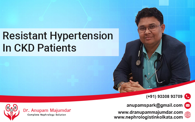 Resistant Hypertension in CKD Patients