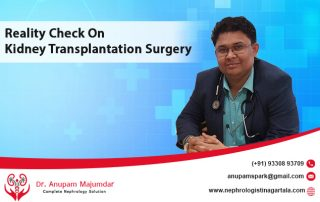 Reality Check On Kidney Transplantation Surgery