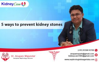 5 ways to prevent kidney stones
