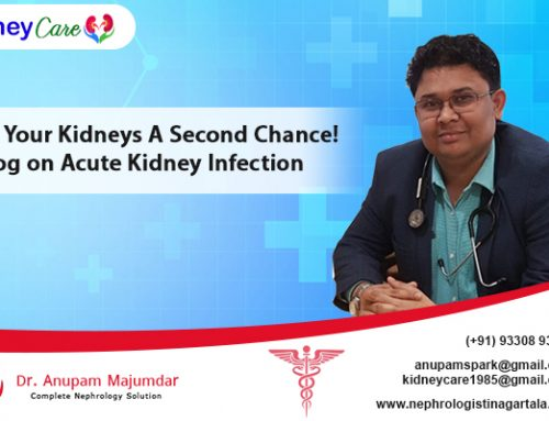 Give Your Kidneys A Second Chance! A Blog on Acute Kidney Disease