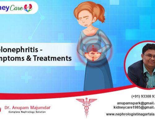 Pyelonephritis – Symptoms & Treatments